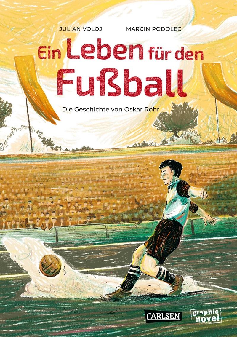 Cover: Ein Leben für den Fußball