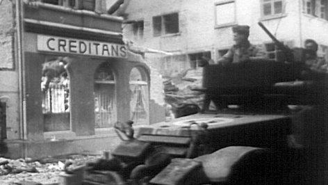 Kriegsende in österreich
