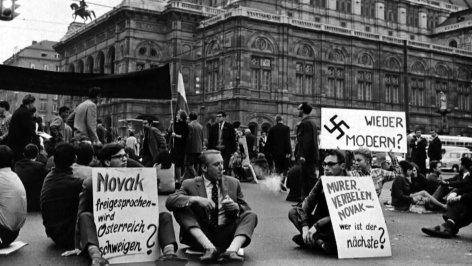 Österreichs braune Flecken - Die Aufarbeitung der NS-Zeit nach 1945