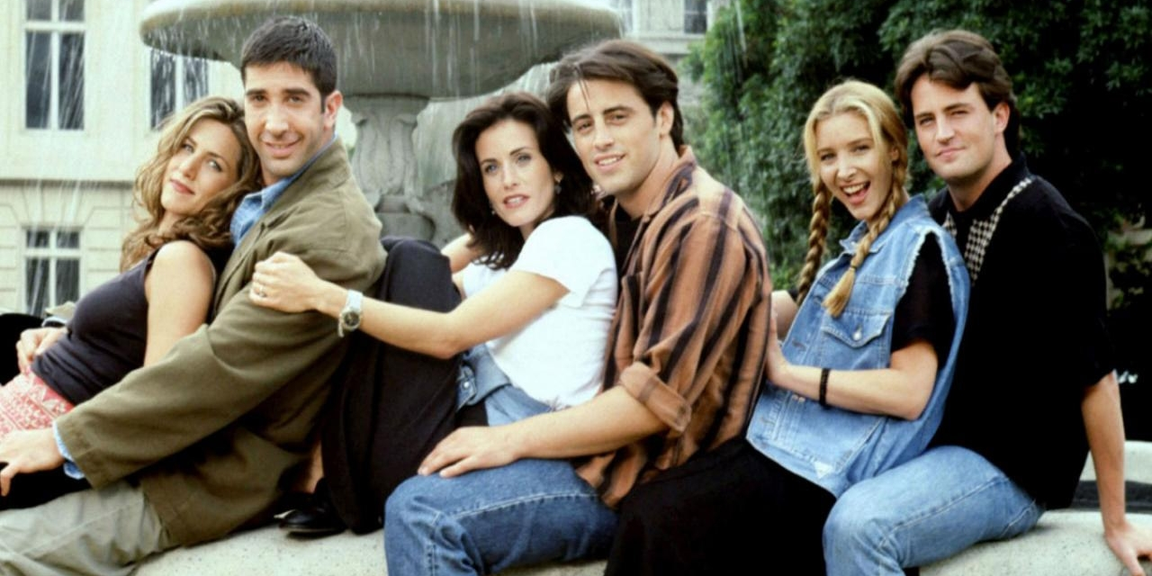 """Filmstills aus der Serie """"Friends"""""""
