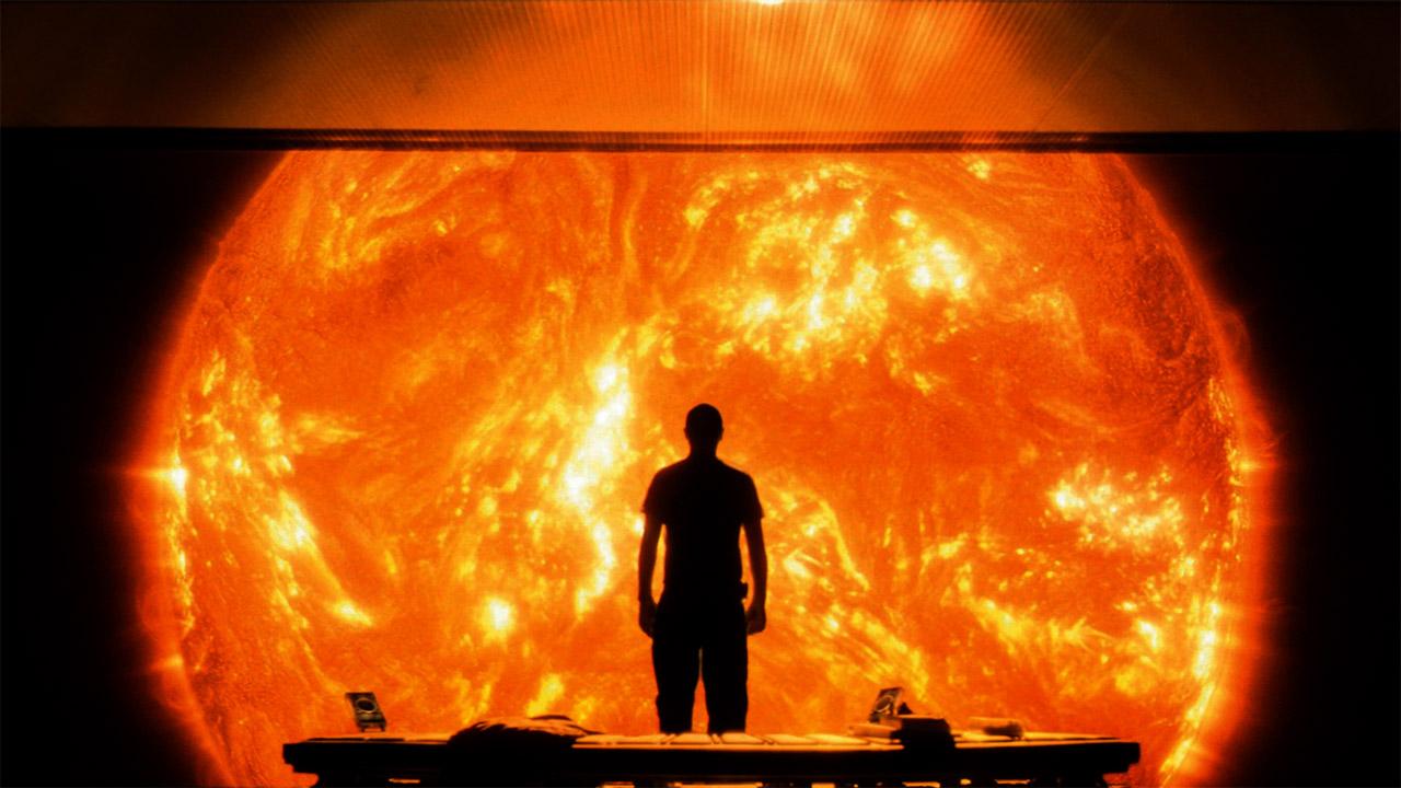 """Filmstills aus """"28 days later"""" und """"Sunshine"""""""