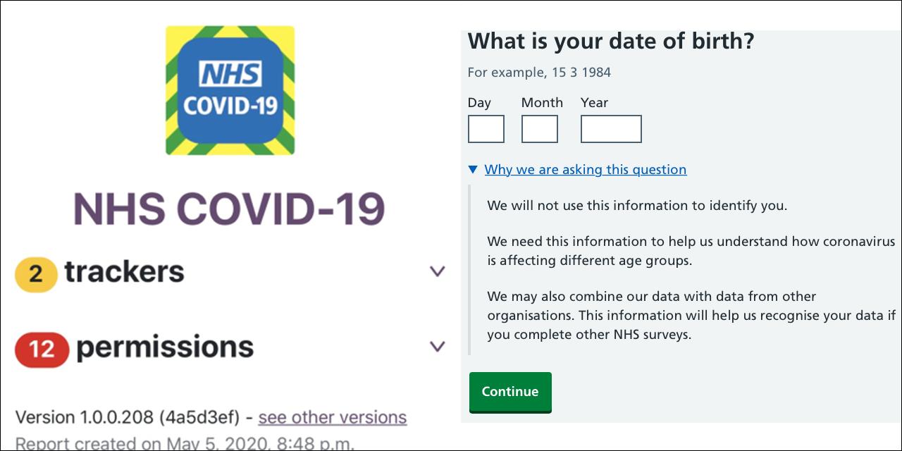 NHS_UK App Screenshots