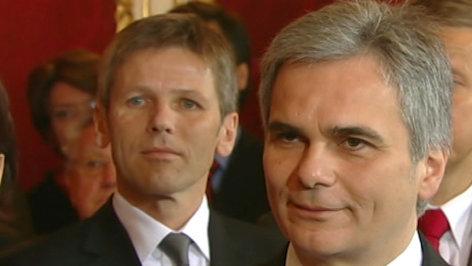 Ziemlich beste Kanzlerfreunde - Die Regierungschefs und ihre Minister