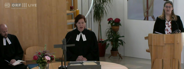evangelischer Gottesdienst 200513