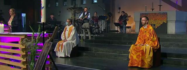 katholischer Gottesdienst Sankt Florian