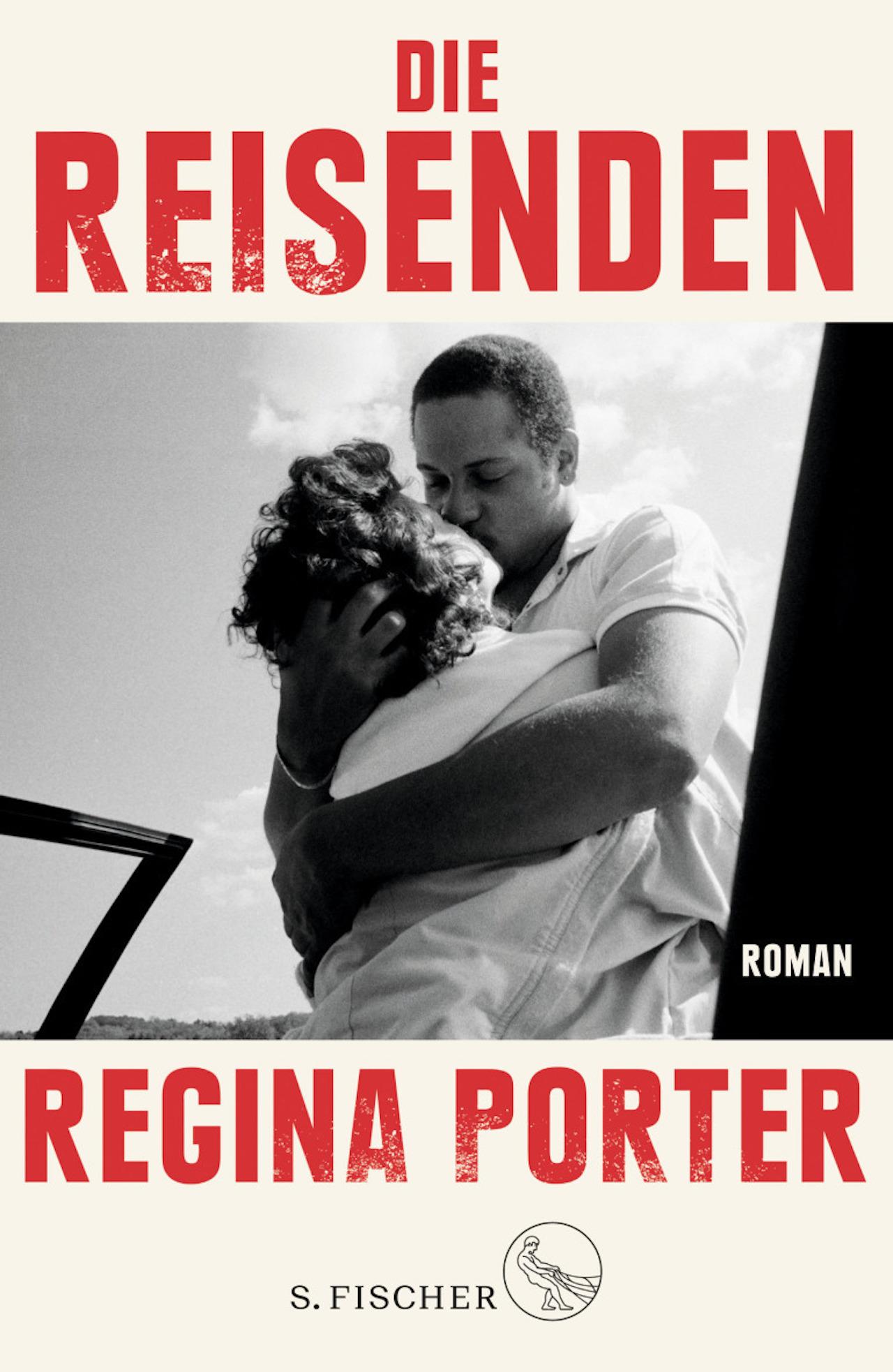 Regina Porter: Die Reisenden Cover & Illustration