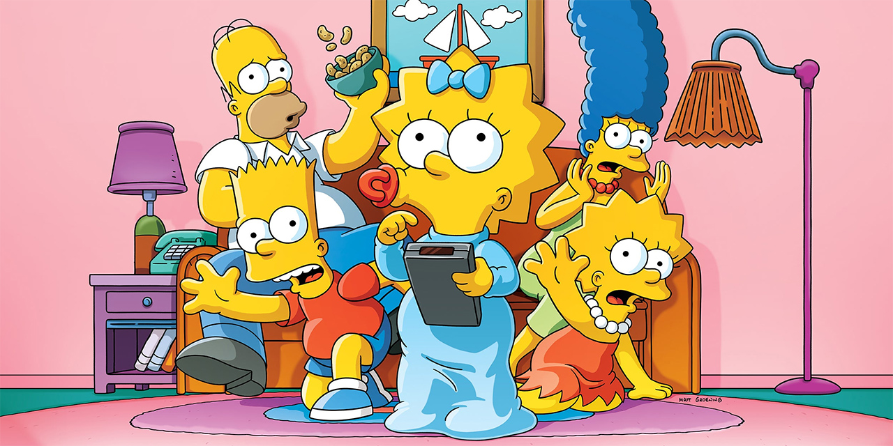 Simpsons Episoden