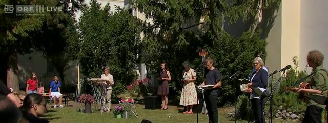 katholischer Gottesdienst 200521