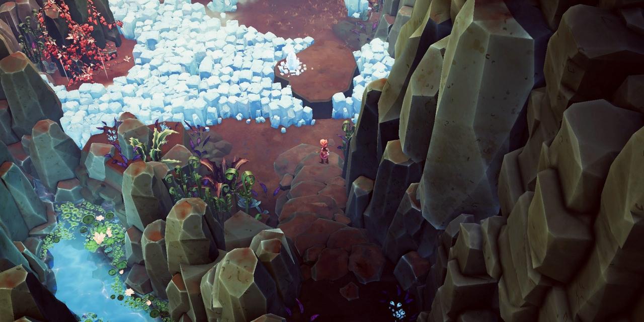 Screenshot des Spiels Nanotale Typing Chronicles