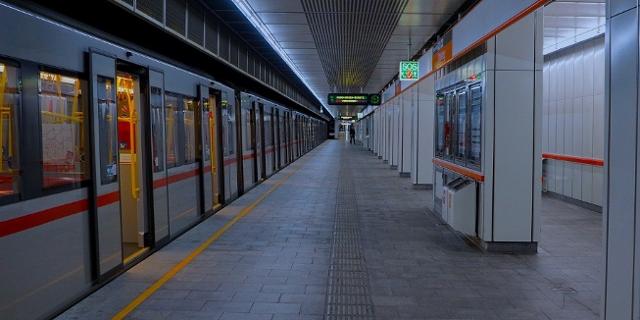 Wien Ubahn Station