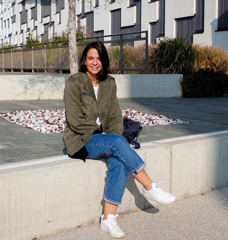 Katharina Mader, Assistenz-Professorin der WU-Wien für Feministische Ökonomie