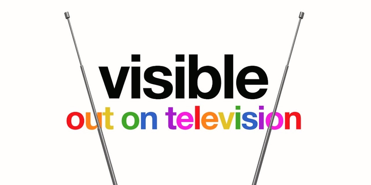 Visible Out on Televsion