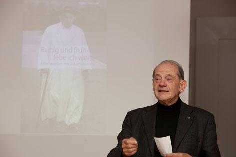 Theologe Philipp Harnoncourt