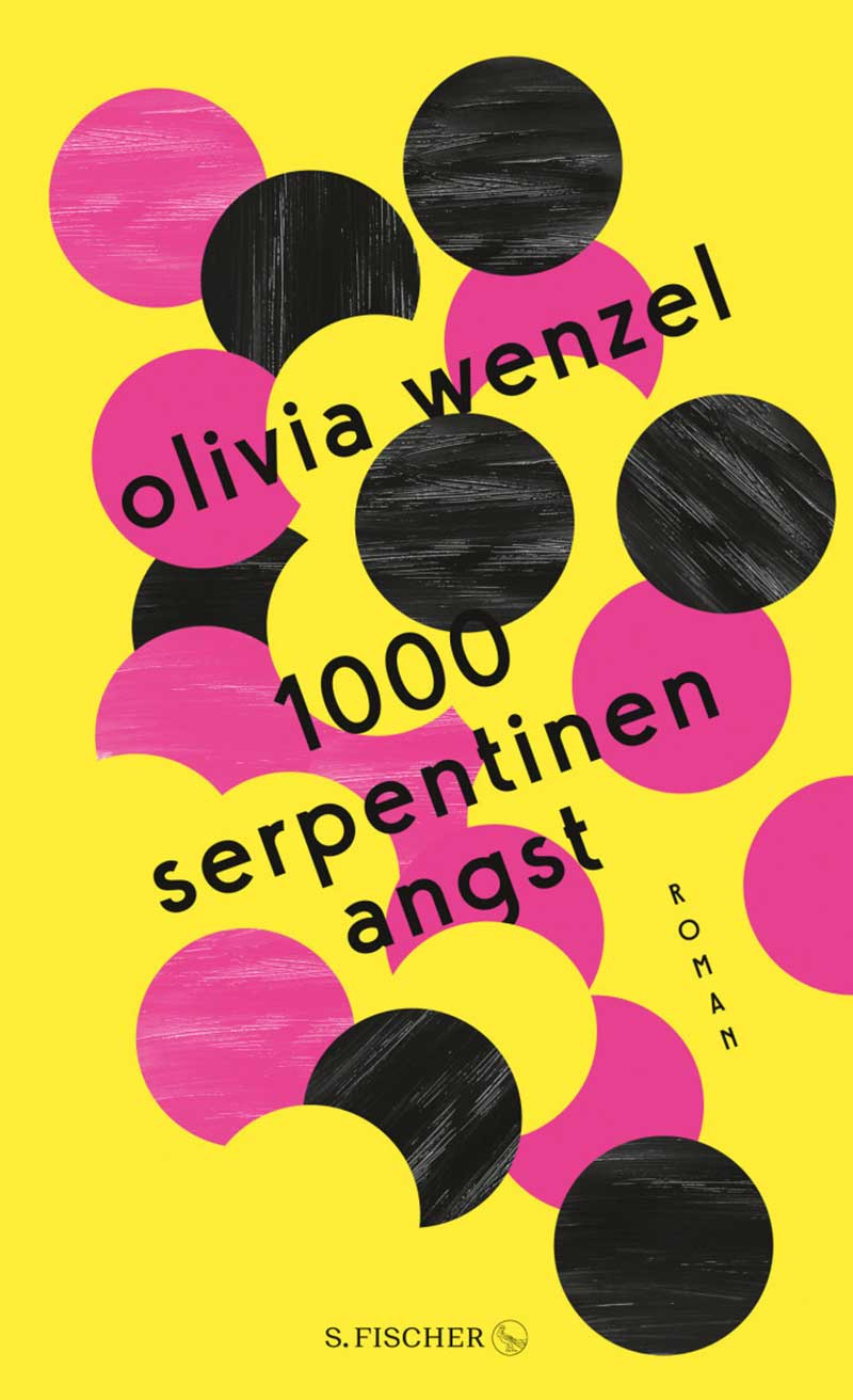"""Buchcover """"1000 Serpentinen Angst"""""""