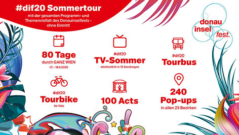 37 Donauinselfest Als Popup Roadshow Oe3 Orf At