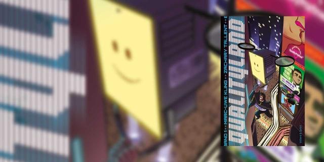 "Buchcover ""QualityLand 1.1"""