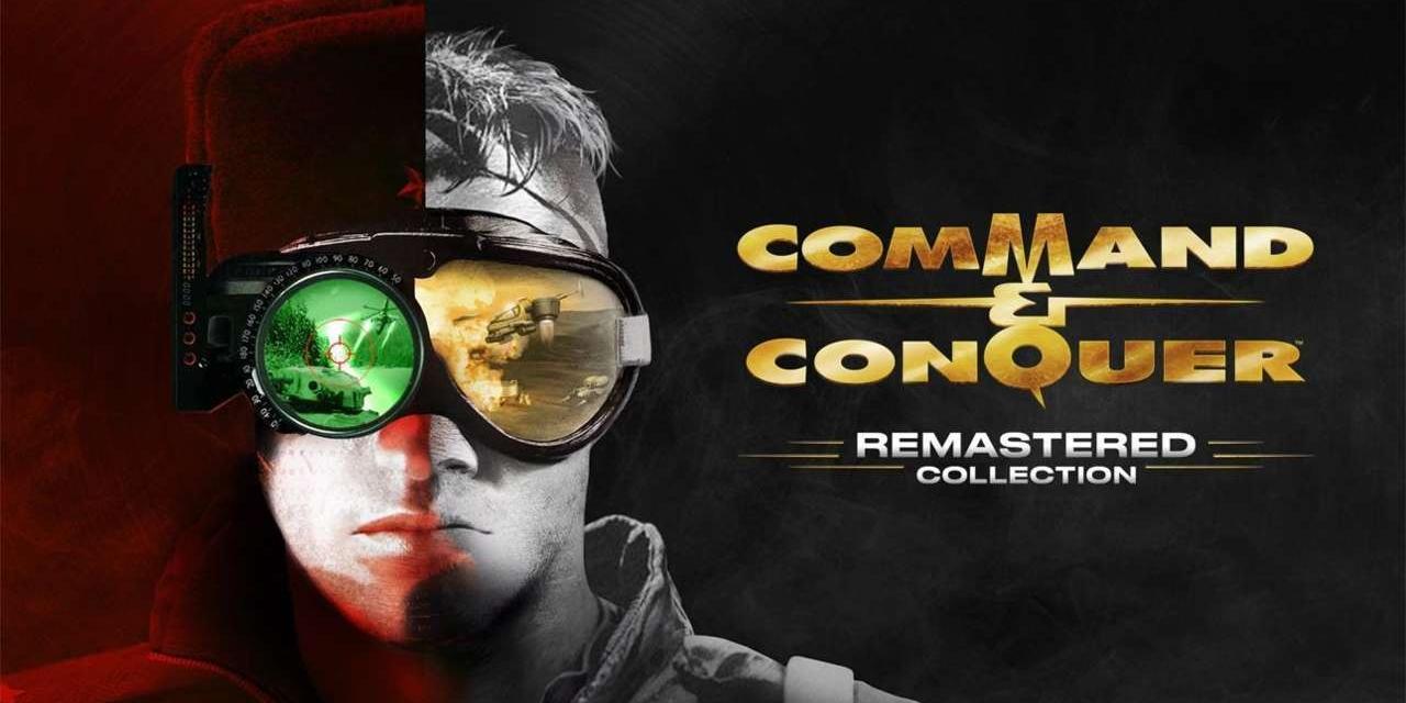 "Logo von ""Command & Conquer Remastered Collection"""