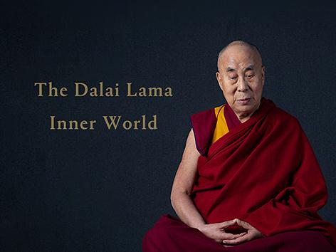 Album-Cover Dalai Lama
