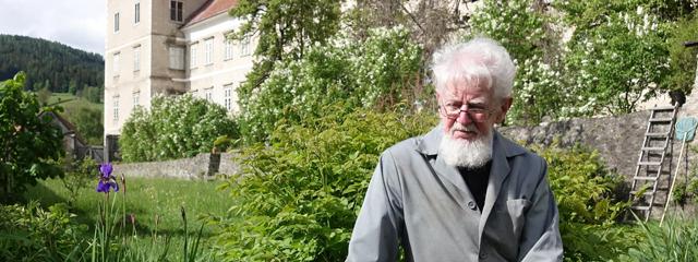 """Altabt Otto Strohmaier - """"Man muss auch hinausgehen und die Natur betrachten"""""""