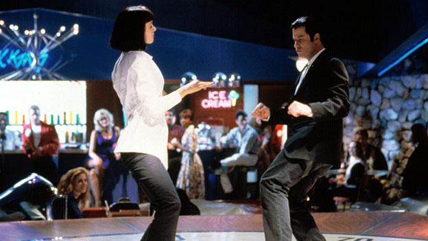 """Szene aus """"Pulp Fiction"""""""
