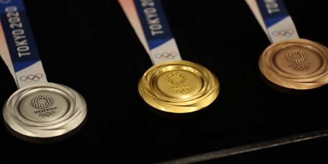 Olympische Medaillen für Tokyo 2020