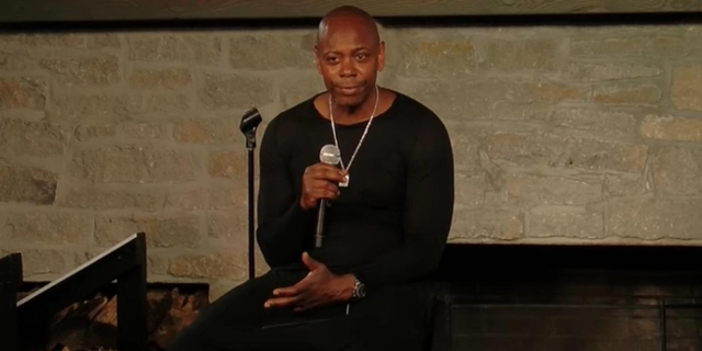"Dave Chapelle bei ""8:46"""