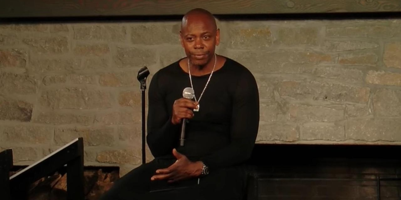 """Dave Chapelle bei """"8:46"""""""