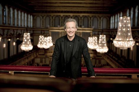 Erlebnis Bühne LIVE Wir spielen für Österreich  Philharmonisches Konzert mit Franz Welser-Möst