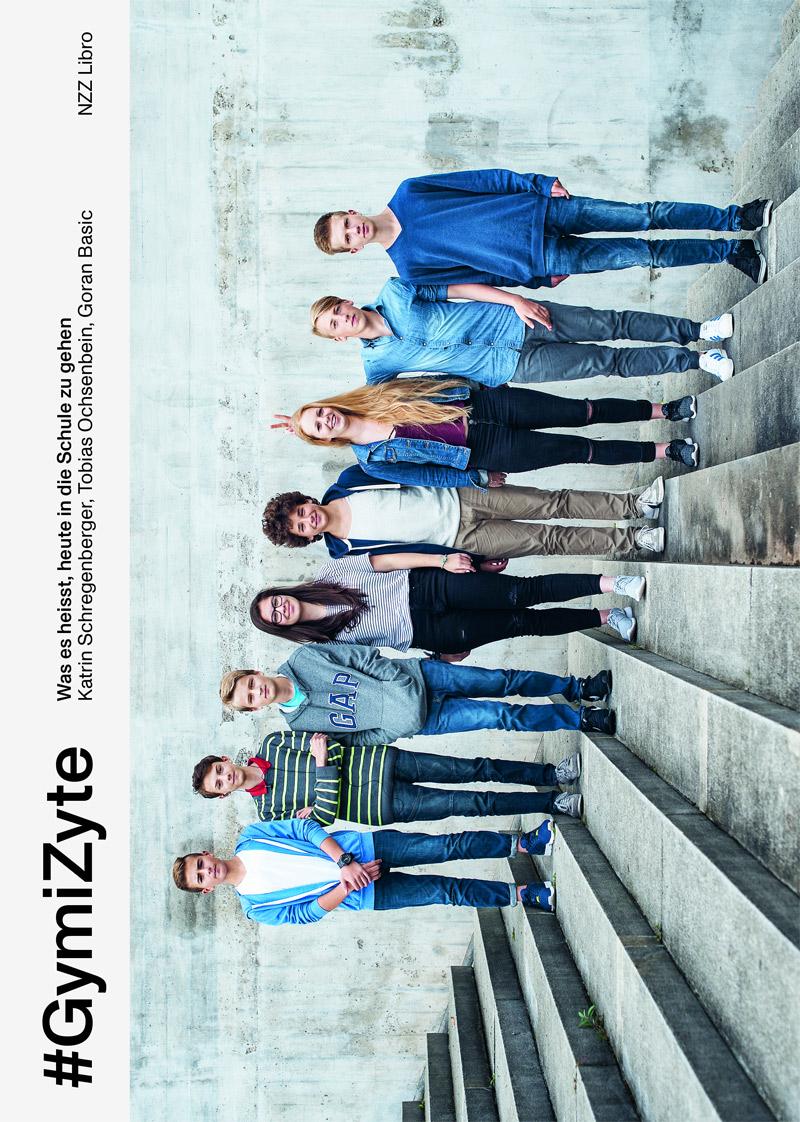 Buchcover von #Gymizyte