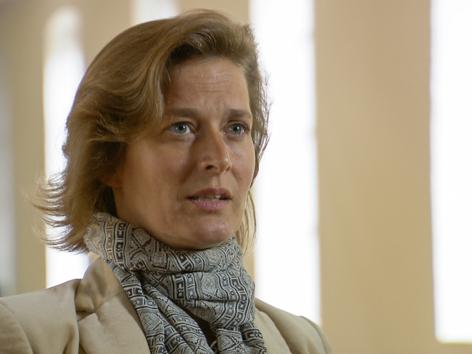 Juristin und Bioethikerin Stephanie Merckens tritt gegen Sterbehilfe ein.