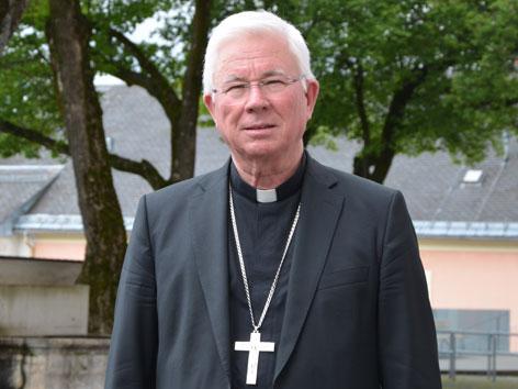 Der Erzbischof von Salzburg und neue Vorsitzende der Österreichischen Bischofskonferenz, Franz Lackner