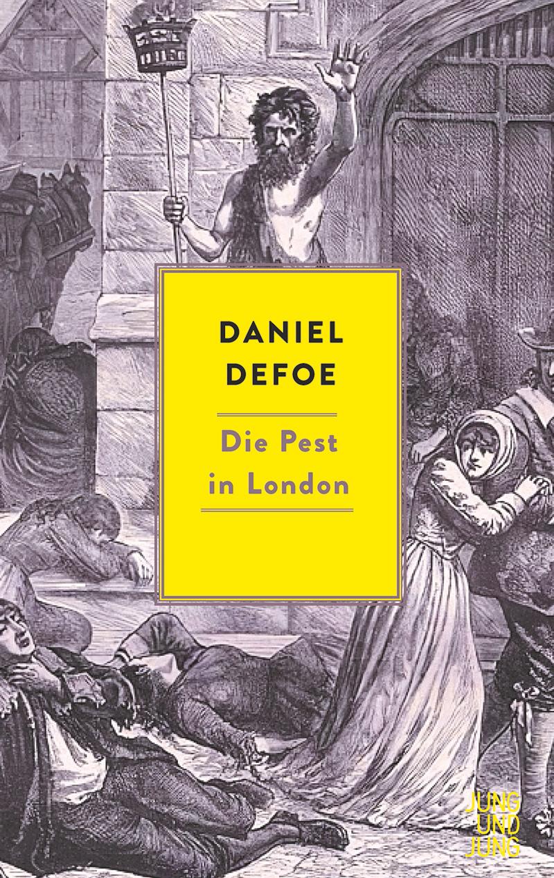 Die Pest in London Cover