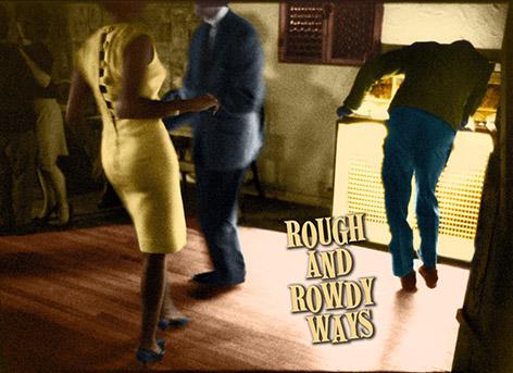 """Albumcover von """"Rough And Rowdy Ways"""" von Bob Dylan"""