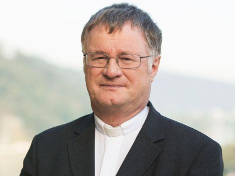 Bischof Manfred Scheuer, neuer Stellvertreter des Vorsitzenden der Bischofskonferenz