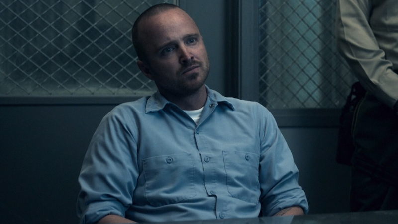 """Aaron Paul in der Serie """"Truth Be Told"""""""