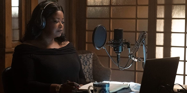 "Octavia Spencer als True-Crime-Podcasterin in der Serie ""Truth Be Told"""