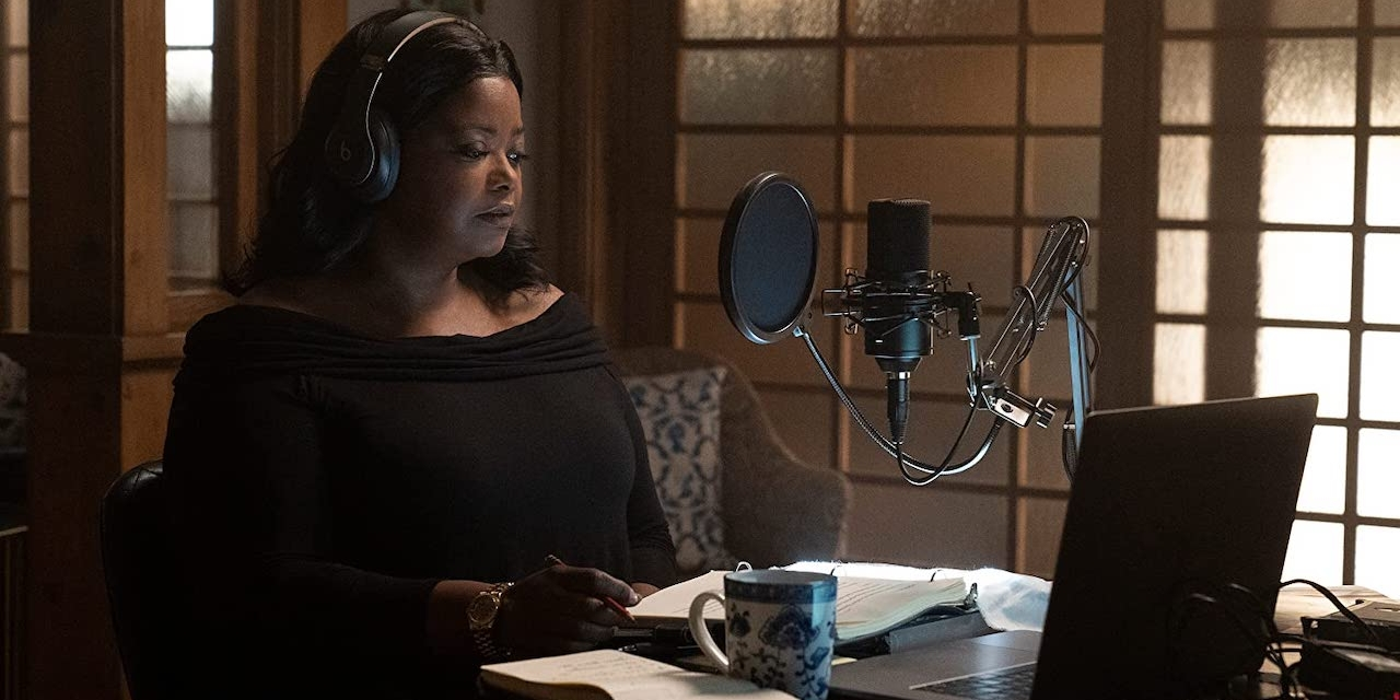 "Octavia Spencer als True-Crime-Podcasterin in der Serie ""Truth Be Told"""