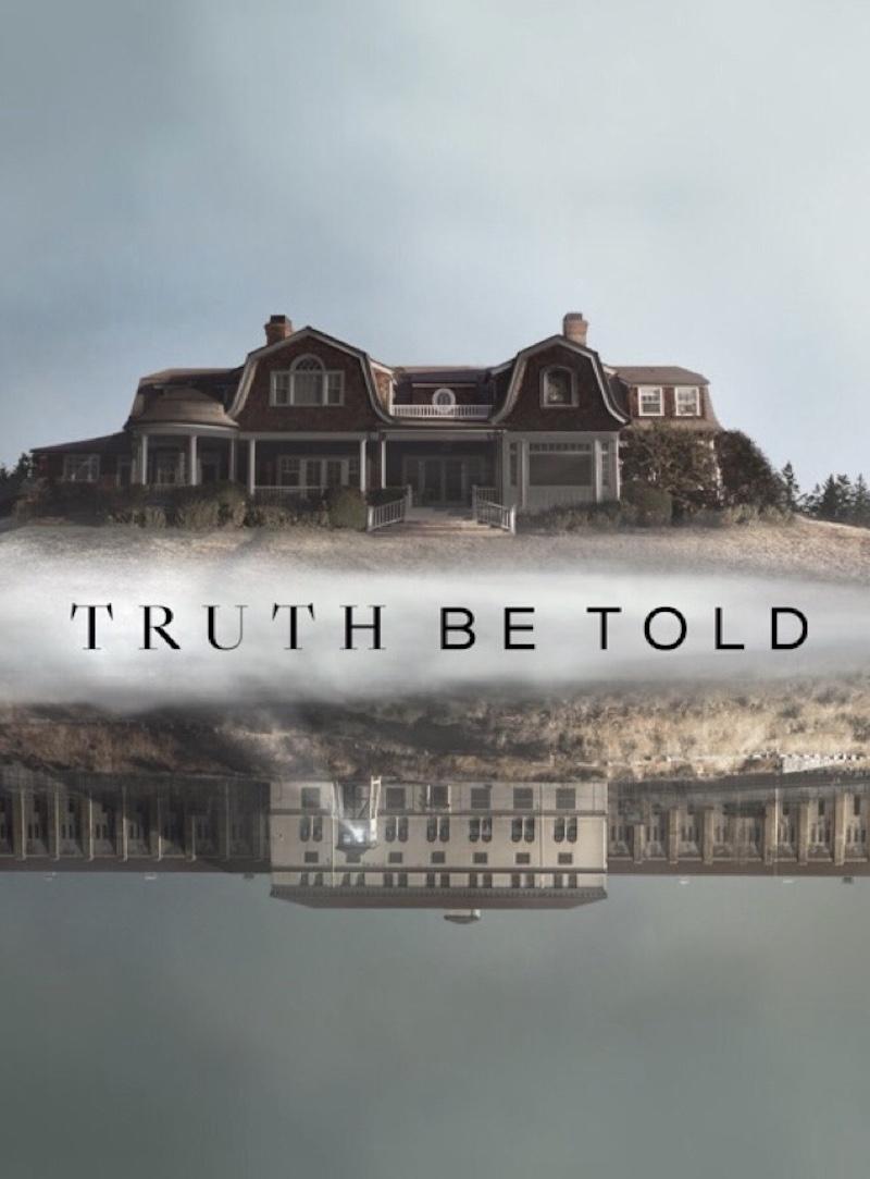 """Serienplakat """"Truth Be Told"""""""