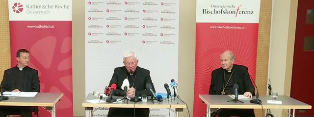 Franz Lackner Bischofskonferenz