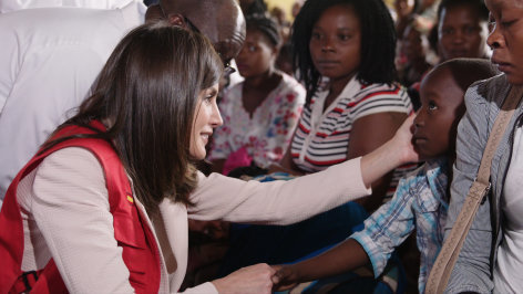 beruf: Königin! letizia von spanien