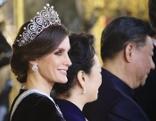beruf: Königin! letizia von spanien,