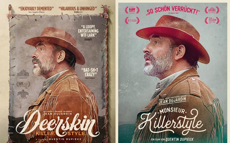 Filmplakate zu Deerskin