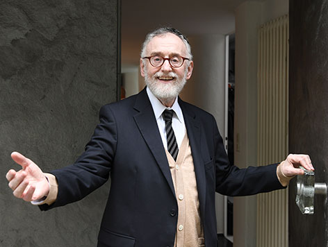 Paul Chaim Eisenberg 2018