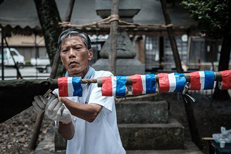 Hanabi Handarbeit Meister