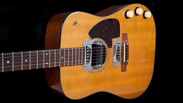 Kurt Cobains Gitarre
