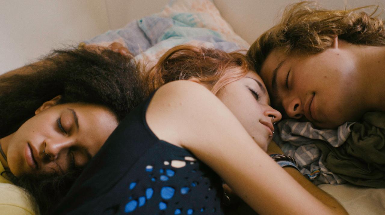 "Teenager im Film ""Lovecut"""