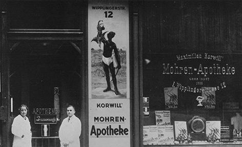 Bild der Mohren Apotheke