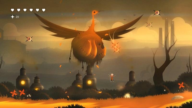 screenshot aus neversong