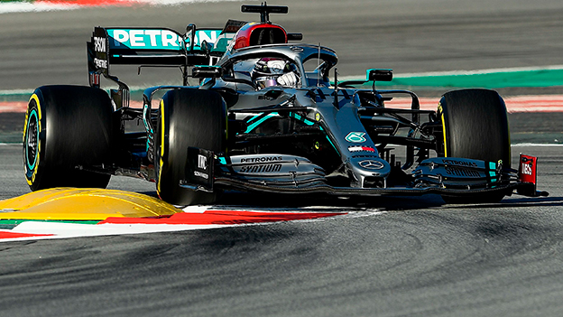 Formel eins Auto