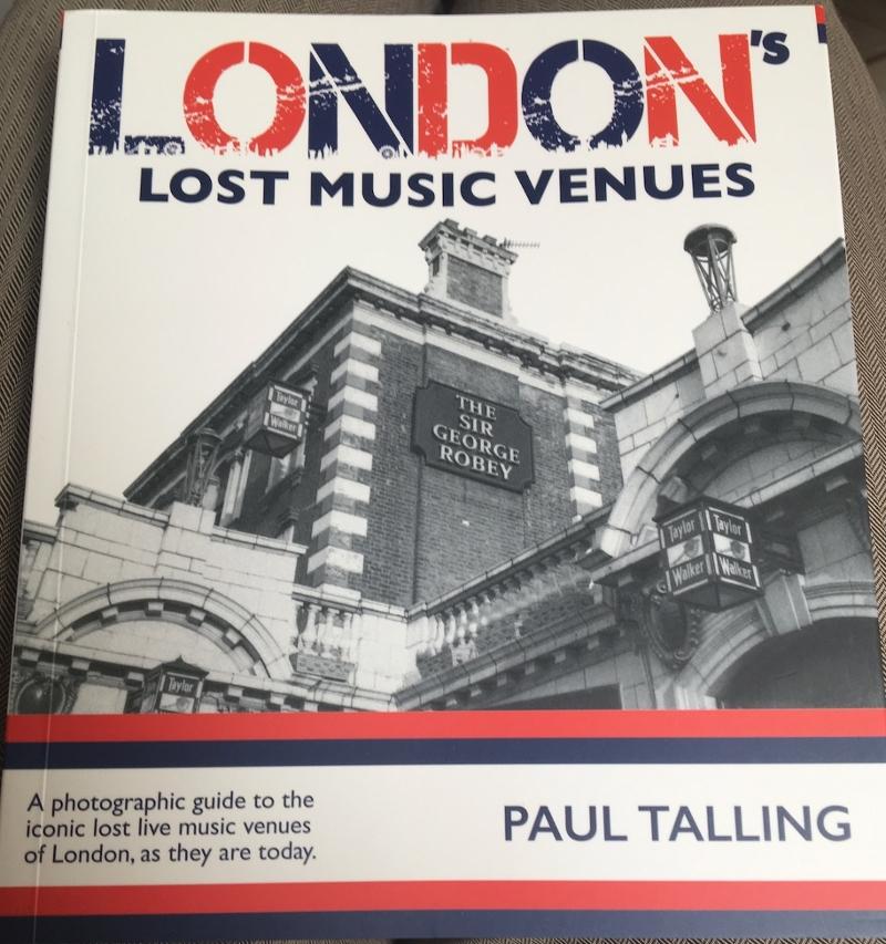 Cover des Buchs London's Lost Music Venues